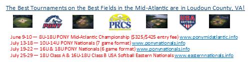 Fastpitch Softball Tournaments - PlaySoftball net